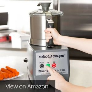 Robot Coupe Blixer 3 Food Processor with Stainless Steel Bowl