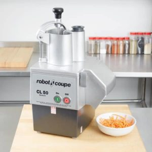 Robot Coupe CL50 Continuous Feed Food Processor - 1 12 hp