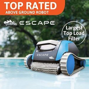 Dolphin-escape-robotic-pool-cleaner