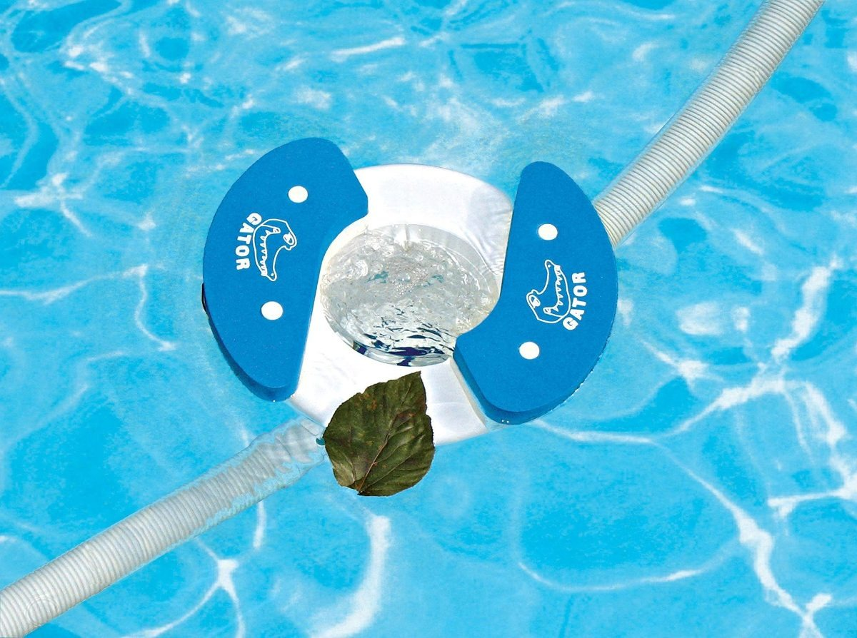 Automatic-pool-skimmer