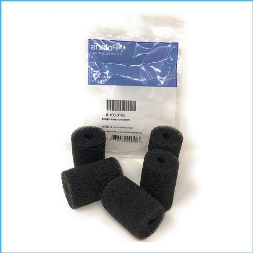 Polaris 280 Tail Scrubbers