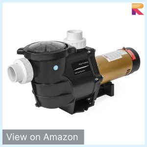 XtremepowerUS 2 HP In-Ground Pool Pump