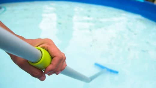 Homemade Pool Clarifier